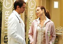 Luana Piovani contracena com Marcelo Anthony no especial <i>Lu</i>